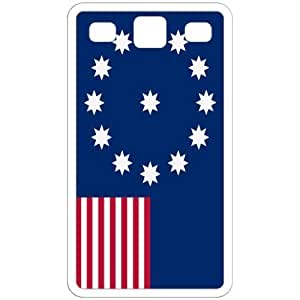 Easton Pennsylvania PA City State Flag White Samsung Galaxy S3 - i9300 Cell Phone Case - Cover