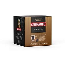 Catunambú Ristretto, Cápsulas de café – 112 gr.