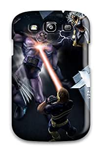High Impact Dirt/shock Proof Case Cover For Galaxy S3 (x-men)