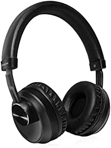 B10 HD Stereo Music Headphones Build-in Microphone Bluetooth Wireless Headset for Phones i-Pad PC- Black
