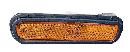 Depo 317-1401L-ASHY Honda Prelude Driver Side Replacement Front Side Marker Lamp Assembly