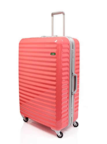 lojel-groove-frame-large-spinner-luggage-pink-one-size