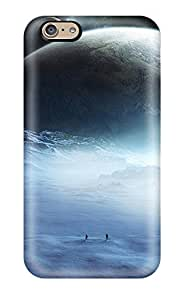 (pHlgBVk14910hTDvd)durable Protection Case Cover For Iphone 6(space Art )