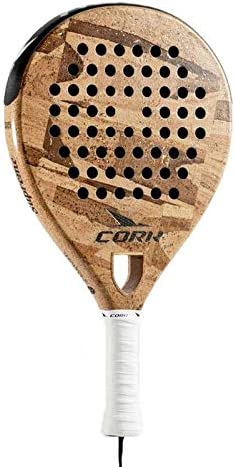 Cork Padel Pala Supreme Teardrop - 364g a 367g: Amazon.es ...