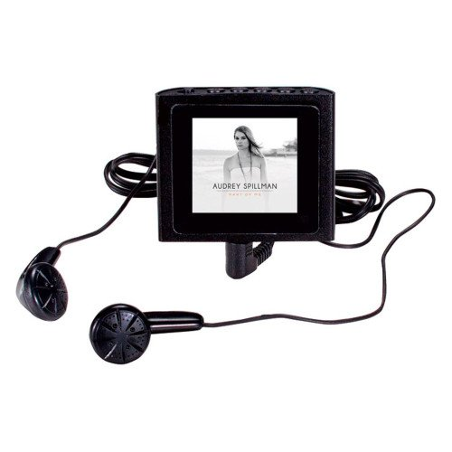 POLAROID MUSIC PLAYER DISPLAY HEADPHONES