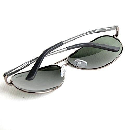 Conductor Gafas Gafas polarizadas de los de HT magnesio de Hombres del Aluminio del Sol de de BEI Conducción par Puro Gafas Sol OxC8awq
