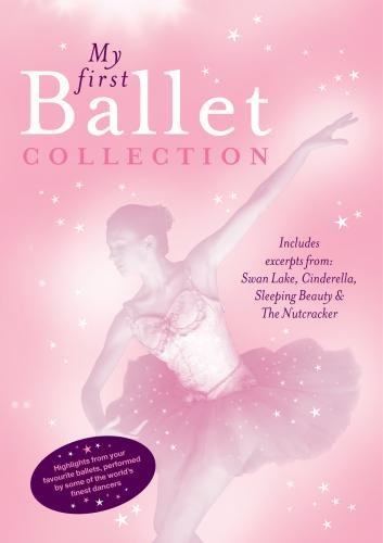 My First Ballet Collection - excerpts from Swan Lake, Sleeping Beauty, (Dvd Swan Lake Ballet)