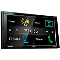 JVC KW-V430BT 6.8 In-Dash 2-Din Car DVD Receiver w/Bluetooth iPhone/Android/USB