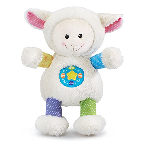 VTech Baby Snuggle and Sleep Musical Sheep, MP3 Player