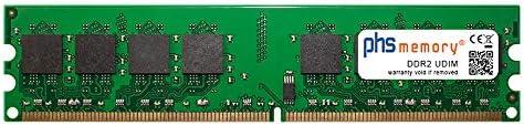 2GB RAM geheugen voor ASRock G41MH-GE DDR2 UDIMM 800MHz PC2-6400U