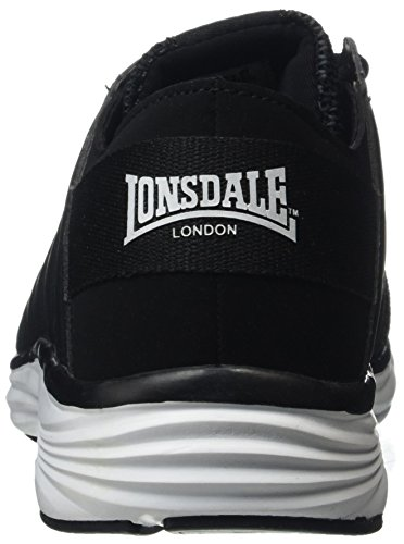 Charcoal Outdoor Noir Lonsdale Homme Multisport Black Peru Chaussures 1WwHwq0Ut8