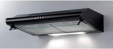Greta Plus BL. Campana extractora 60 cm: Amazon.es: Grandes electrodomésticos