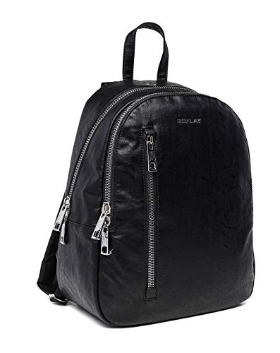 Uomo black a0376 X Cm Fm3370 Replay b 15x39x29 T Nero 000 H Zaini qwIFBY