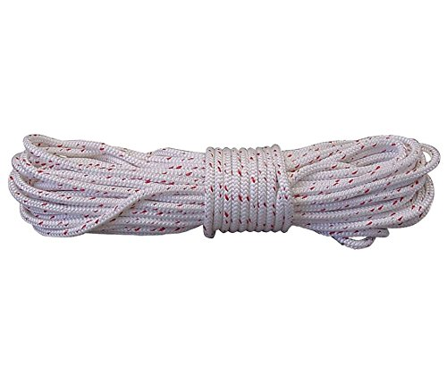 All Gear AG12SP12150RW Climbing Rope, PES, 1/2'' Diameter, 150' Length by All In Gear