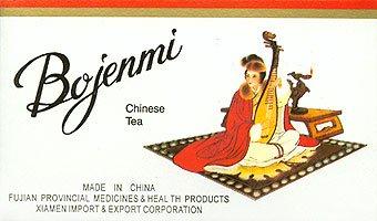 Bojenmi chinois thé de régime à l'appui de contrôle du poids - 1,76 oz X 20 sacs par boîte