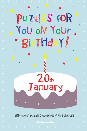 Download Puzzles for you on your Birthday - 20th January pdf epub