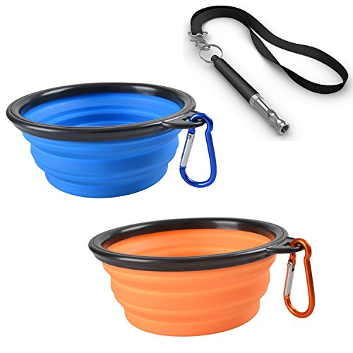 Pet Travel Collapsible Dog Bowl product image