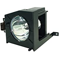 AuraBeam Professional Television Replacement Lamp for Toshiba 62HM95 with Housing (Powered by Phoenix)