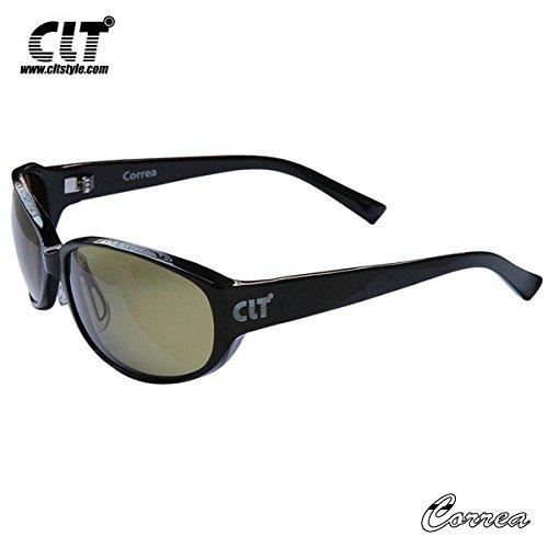 CLT Correa コルレア ブラック/リーフグリーン   B07DBX8YK5