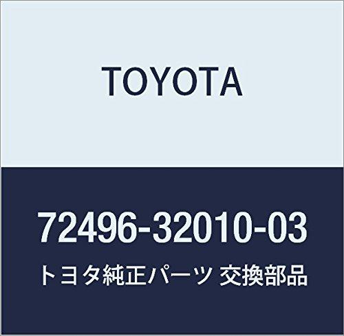 TOYOTA 72496-32010-03 Seat Adjuster Knob