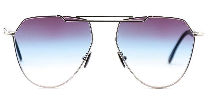 Kyme Gafas de sol Mod. Norman Silver: Amazon.es: Ropa y ...