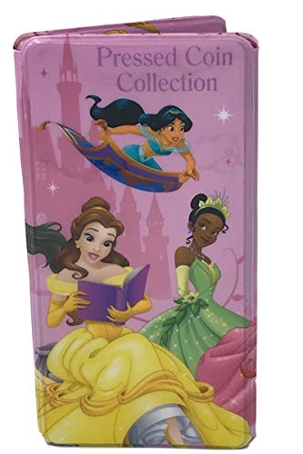 (Disney Parks Pressed Penny Coin Book (1))