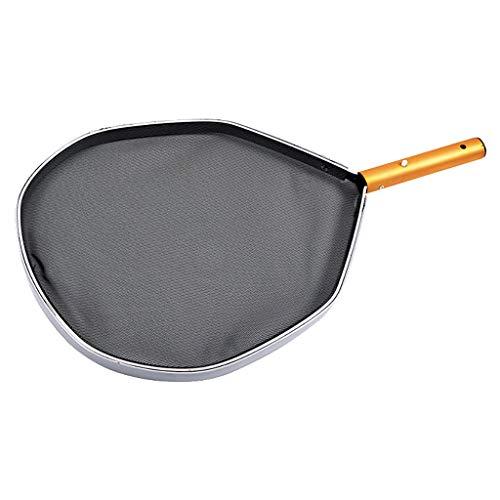 - MChoice❤️Strengthen Pool Net Leaf Rake Mesh Frame Net Skimmer Cleaner Swim Pool Spa Tool Black