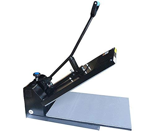 ePhotoInc New 24 x 16 Digital Clamshell Heat Press T-Shirt Sublimation Transfer Heat Press Machine ZP2416FT