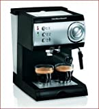 Automatic Espresso Cappuccino Latte Mocha Coffee Maker Machine Cafe Italian New Review