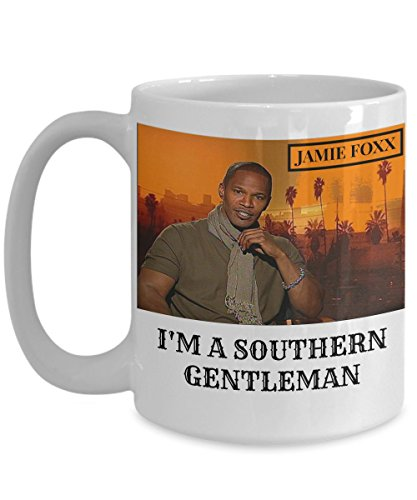 I'm A Southern Gentleman - Novelty 15oz White Ceramic Famous Quote Mugs - Perfect Anniversary, Birthday or Holiday Coffee Tea Cup Gift For Movie Lovers]()