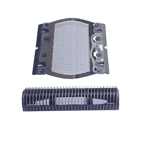 Shaver Replacement Foil for Braun 5S series Pocket M60 M90 P70 P80 P90 M30 M60S M90S 550 555 (Foil&Cutter) ()