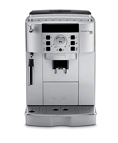 DeLonghi ECAM22110SB Compact Automatic Cappuccino, Latte and Espresso Machine (Renewed)