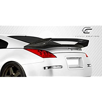 Compatible For Nissan 350Z 2003-2008 1 Piece Body Kit Carbon Creations ED-UHC-579 N-2 Wing Trunk Lid Spoiler
