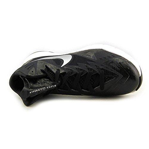 Nike Shox Vital WMN'S - Zapatillas de deporte de cuero para mujer Negro/Blanco
