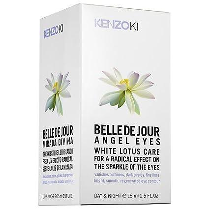 bf1c0a62 Amazon.com : Kenzoki Belle de Jour Angel Eyes White Lotus Care 0.5 oz/ 15  mL : Everything Else