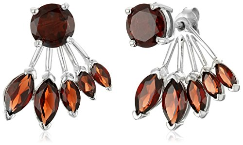 Garnet Womens Jacket - Garnet Earring Jackets
