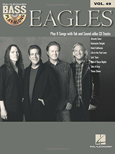 Eagles Guitar Lyrics (Eagles: Bass Play-Along Volume 49)