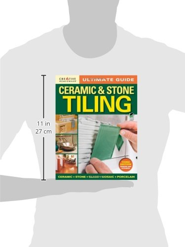 Ultimate Guide: Ceramic & Stone Tiling, 3nd edition (Home Improvement)