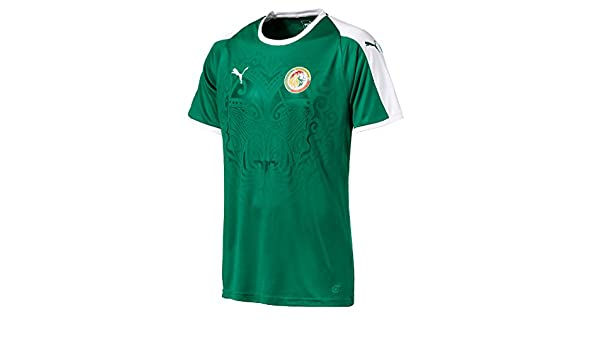 Amazon.com   PUMA Senegal Away Jersey 2018 2019 - S   Sports   Outdoors 1d3b8244b