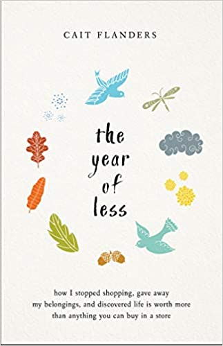 Image result for the year of less book