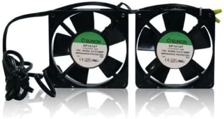 120MM Cooling Fans for Wallmount Cabinet