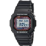 Men's G-Shock GWM5610-1 Tough Solar Black Resin Sport Watch
