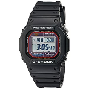41ZLWfAqyXL. SS300  - Casio Men's G-SHOCK Quartz Watch with Resin Strap, Black, 20 (Model: GWM5610-1)
