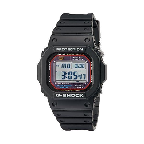 41ZLWfAqyXL. SS600  - Casio Men's G-SHOCK Quartz Watch with Resin Strap, Black, 20 (Model: GWM5610-1)