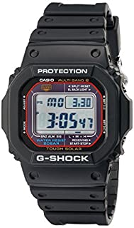 Casio Men's GWM5610-1 G-Shock Solar Watch with Black Band (B007RWZHXO) | Amazon Products