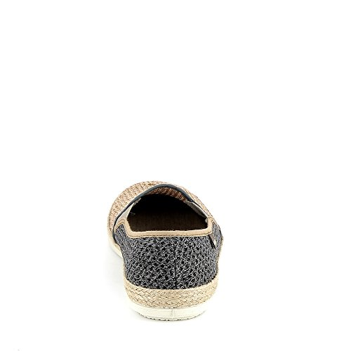 By Mixte Adulte Marron Rejilla Copete Bicolor Baskets sticos Victoria Wamba El p5Z8qx7w