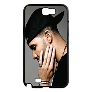 Custom High Quality WUCHAOGUI Phone case Singer Drake Protective Case For Samsung Galaxy Note 2 Case - Case-17