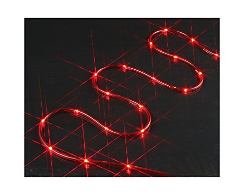 18 Ft Red Led Rope Light in US - 8