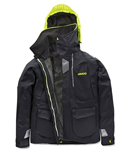 black Jacket Br2 Spring Sulphur 2017 Musto Black black Offshore fS6qRw7
