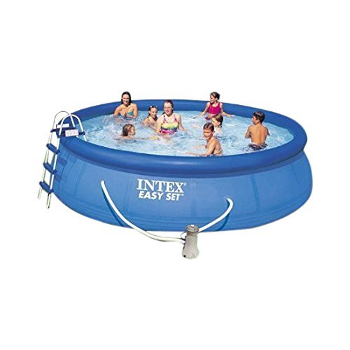 Intex Piscina Easy Set 4, 57m x 1, 07m: Amazon.es: Jardín